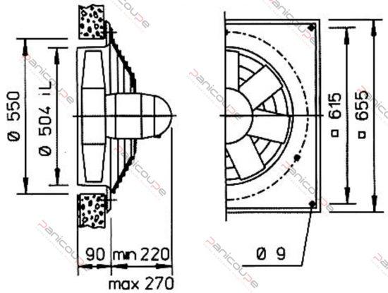 hqw5004 schema