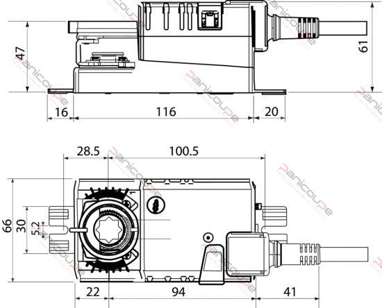 lmc230af schema